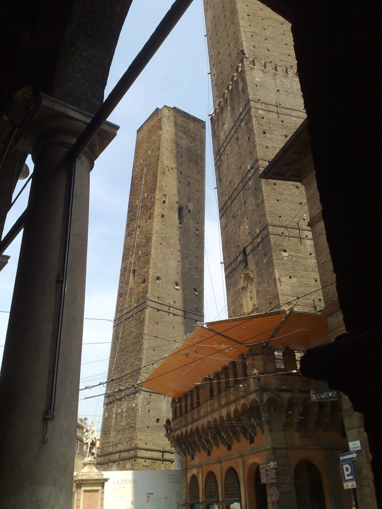Asenelli twin towers