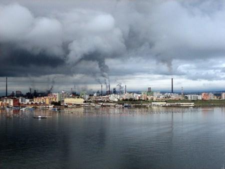 Taranto skyline