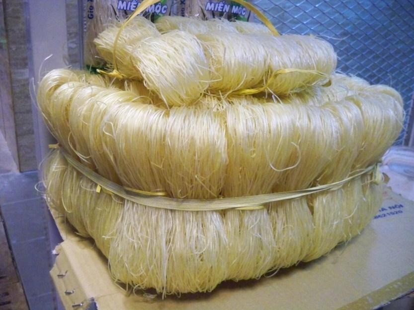 Dry noodles