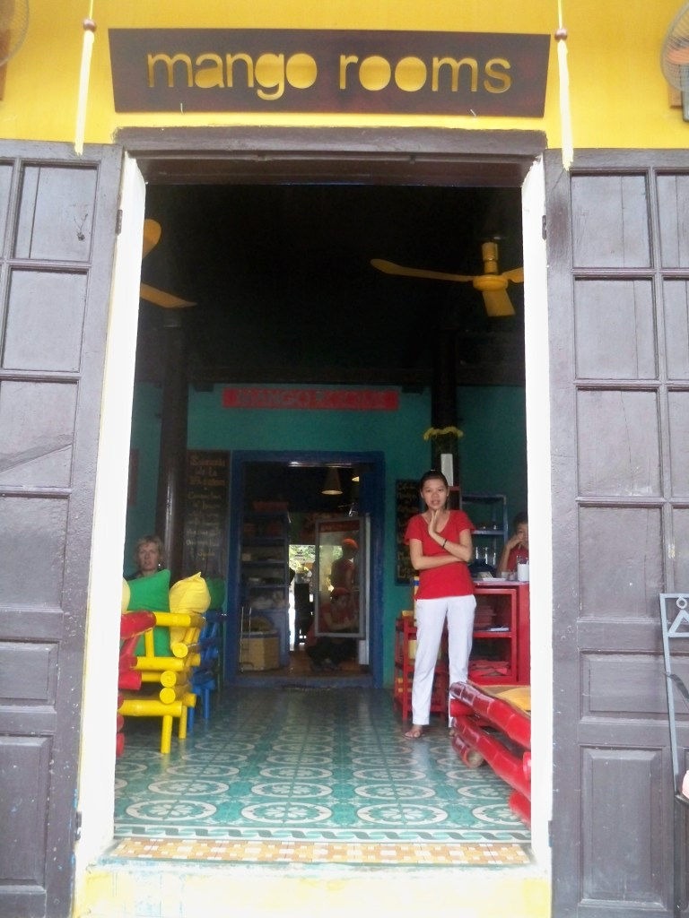 Mango Rooms inside