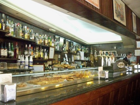 Bar at Gijon