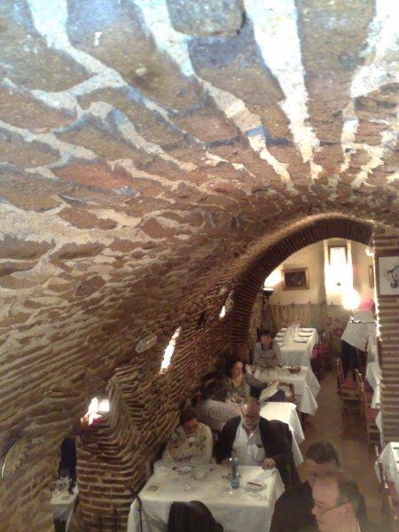 Botin cellar