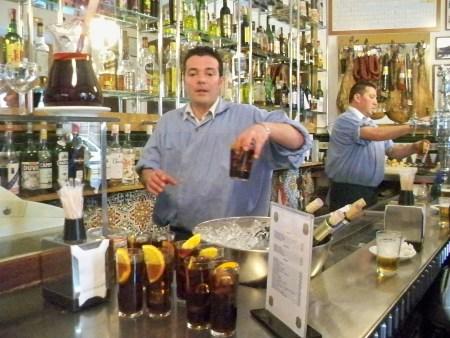 Casa Paco bar