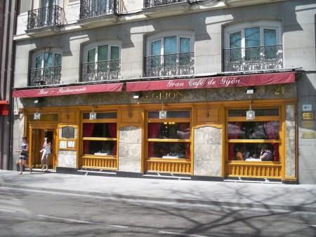 Gran Cafe Gijon