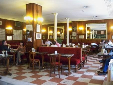 Inside Gijon