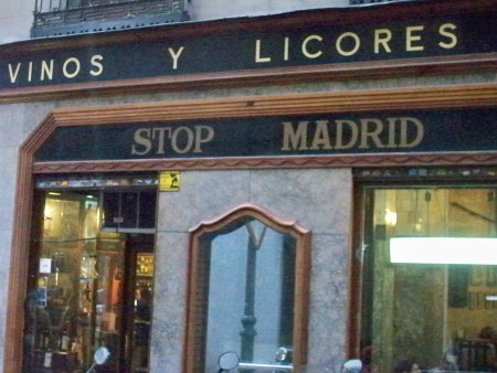 Stop Madrid