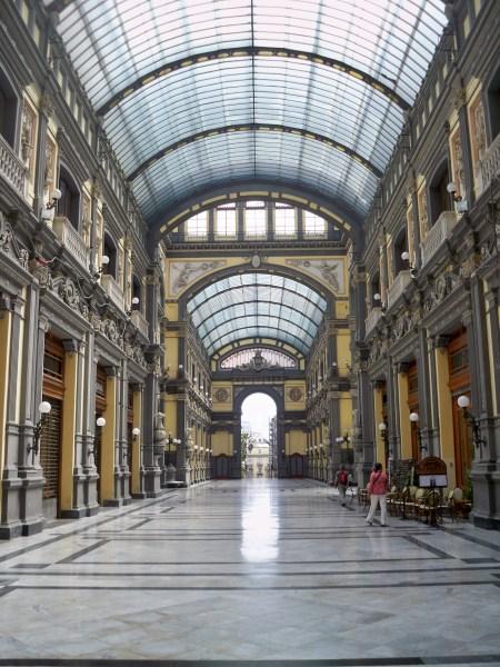 Galleria Principe long view