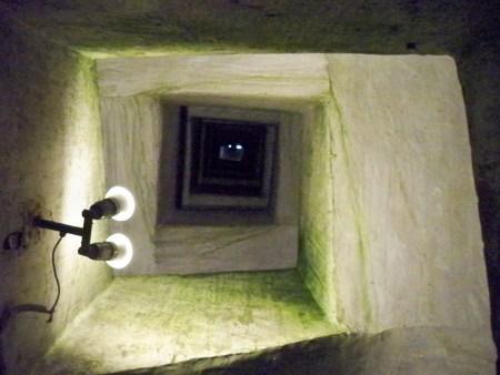 Nuns staircase