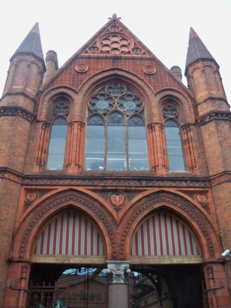 Market Bar facade