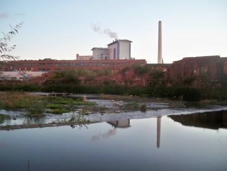 Brunswick Weir