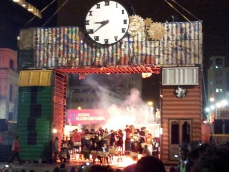 Container fest
