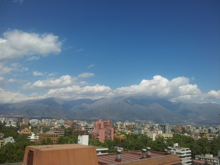 RQ view of the Andes