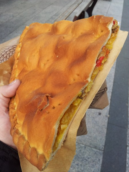 Tarta de Zamburinas