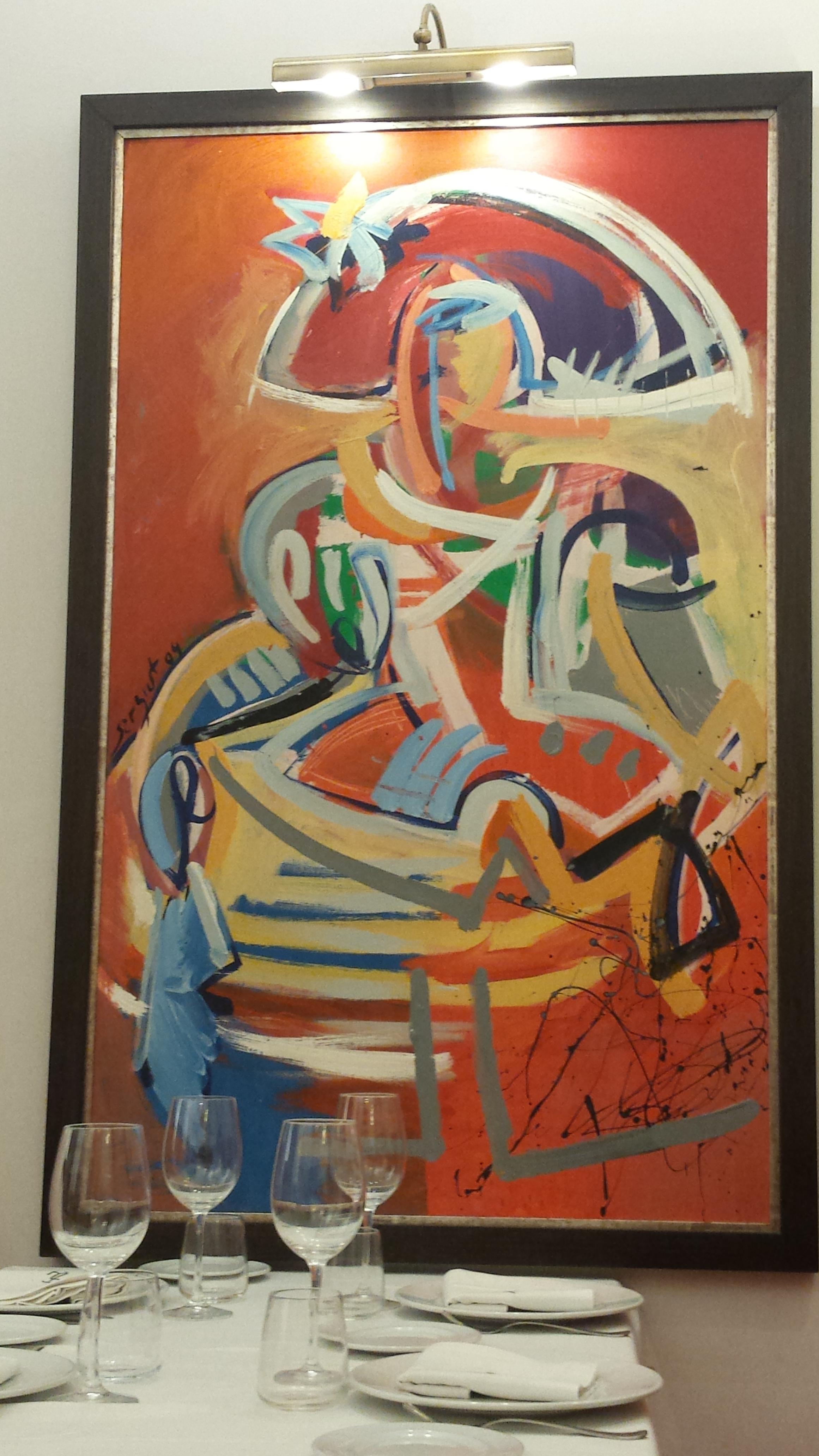 modern art chair covers and linens ez hang chairs loveseat seville casco antiguo san bartolome the gannet 20151210 214825