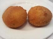 Codfish croquettes