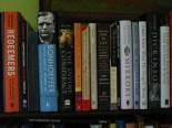 Dad's Bedroom Shelf
