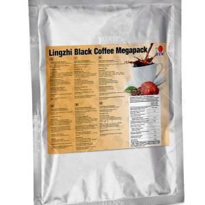 Lingzhi Café Negro Megapack