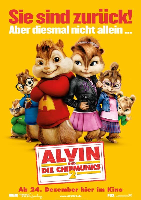 鼠來寶(Alvin and The Chipmunks)   gansiaole
