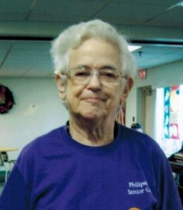 """Obituary Notice: Perthenia M. """"Teeny"""" Rinard (Provided photo)"""