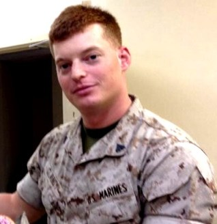 Cpl. Donovan E. Clancy (Provided photo)