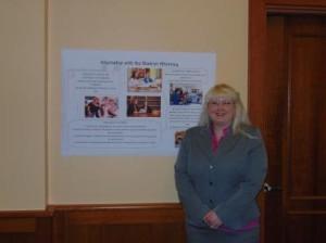 Rebecca Ogden, criminal justice major (Provided photo)
