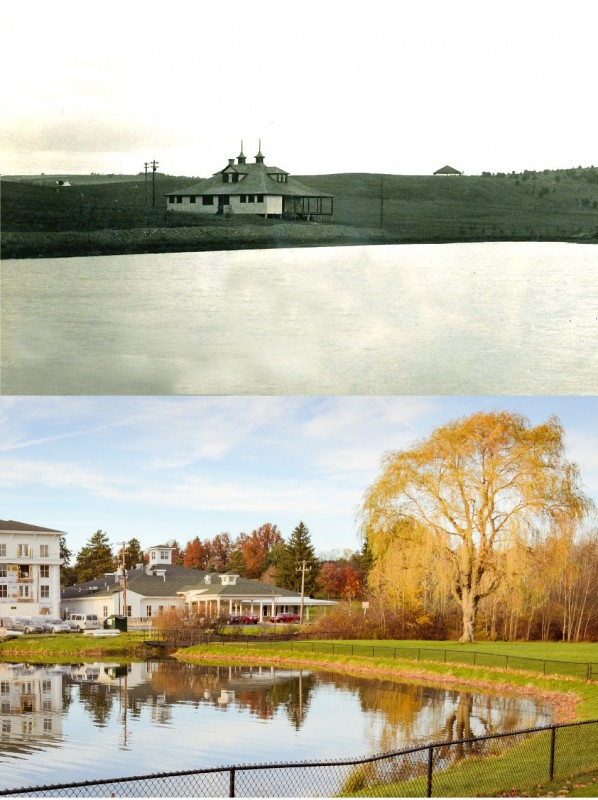 dubois cc then and now