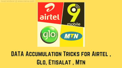 glo, airtel, 9mobile data accumulation