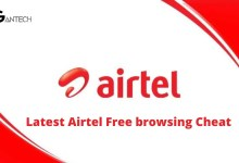 airtel latest free 0.0k free browsing cheat 2020