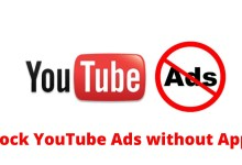How to block YouTube Ads without using any apps