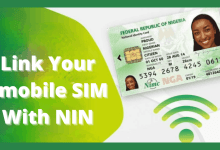 How to link your 9mobile (etisalat) sim card with NIN