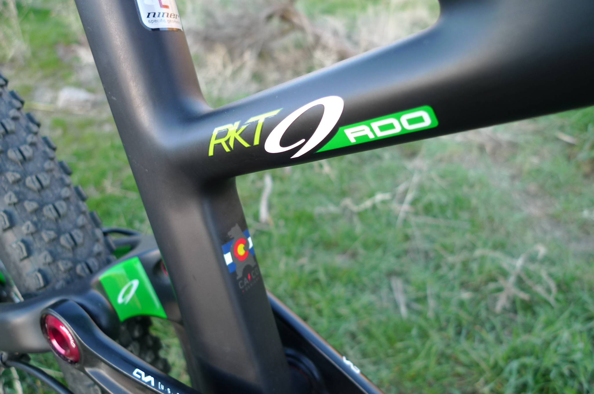 "2016 Niner RkT9RDO ""Ganter Edition"""