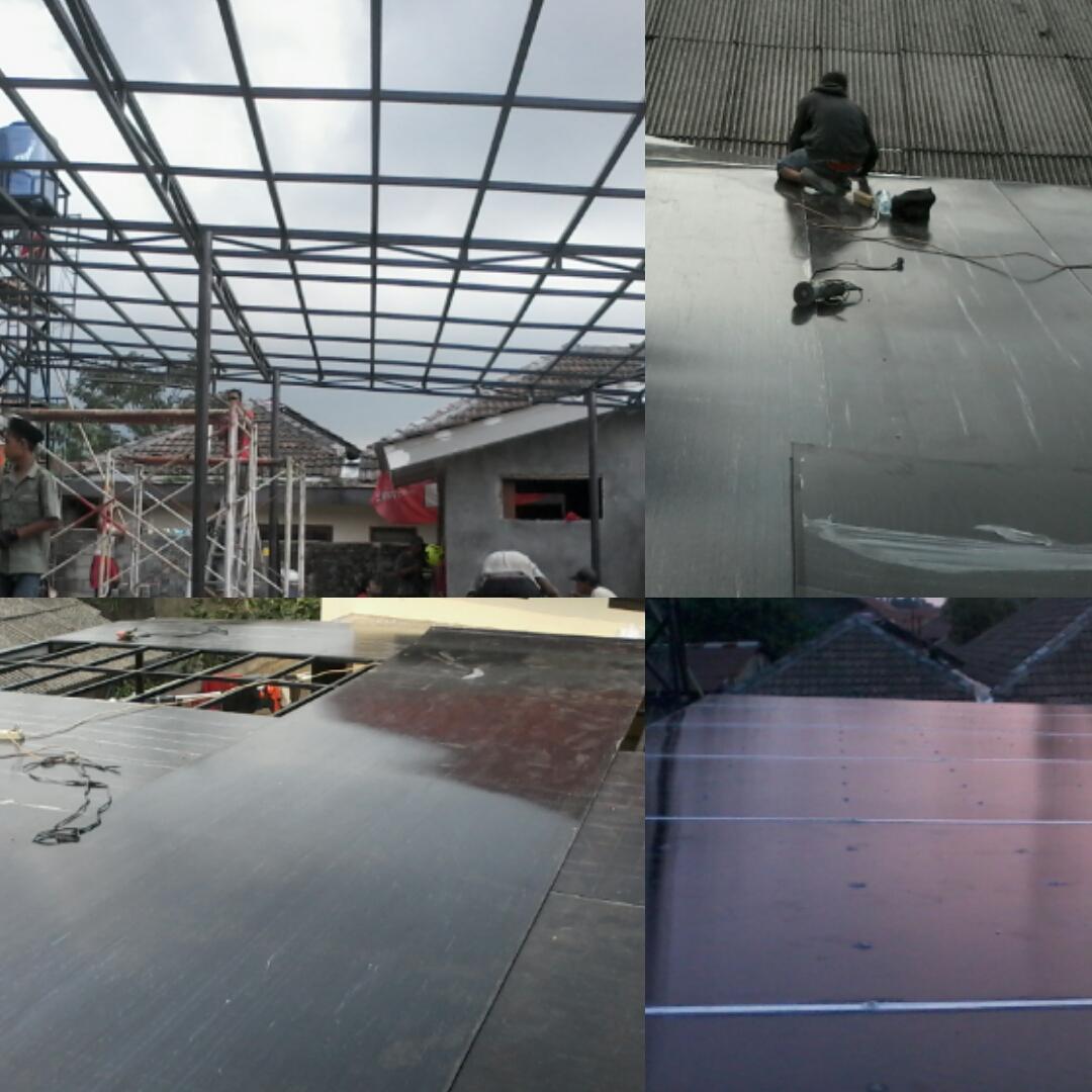 model variasi kanopi baja ringan gambar untuk garasi mobil | arsihome