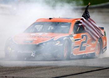 Stage racing is already becoming important in NASCAR, but the stage each driver really wants to win is the one Keselowski won on Sunday.