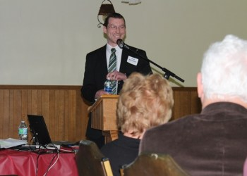 Paul McCloskey, vice president of energy and business development (Provided photo)