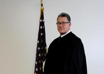 Jim Hawkins retired effective Dec. 31 after serving as a magistrate for 30 years. (Provided photo)