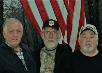 """Shown are Gary Bowser, Ron Bowser and Burton """"Duke"""" Bowser. (Provided photo)"""