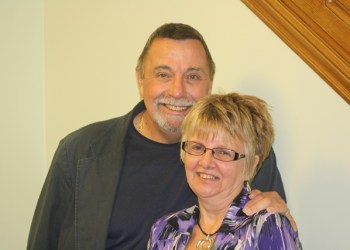 In the photo: William and Nancy Allenbaugh are among the donors to establish an Open Doors Scholarship. (Provided photo)