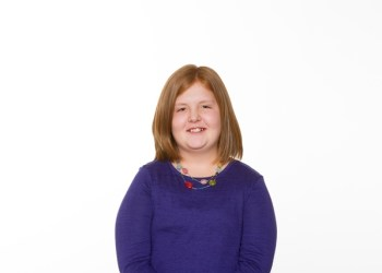 2018 Miracle Kid Meghan Bennett will be featured during Children's Miracle Network at Geisinger's Celebration Weekend. (Provided photo)
