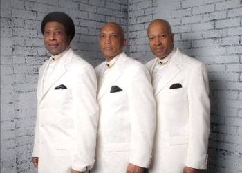 LCB, left to right, Glenn Leonard of the Temptations, Joe Coleman of the Platters and Joe Blunt of the Drifters, will perform classic hits from all three of their groups at the Penn State DuBois Benefit Celebration on Oct. 6. (Provided photo)