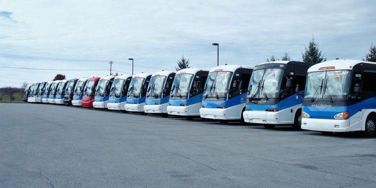 Photo is courtesy of Fullington Auto Bus Company.