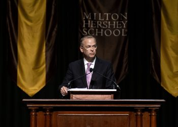 Robert Heist, a board member at Milton Hershey School, sued his own board, saying it withheld financial records he wanted to fulfill his oversight duties at the wealthy private school for low-income children.  PennLive