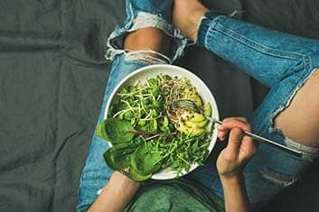 Blog Bild zu gesunder Ernährung