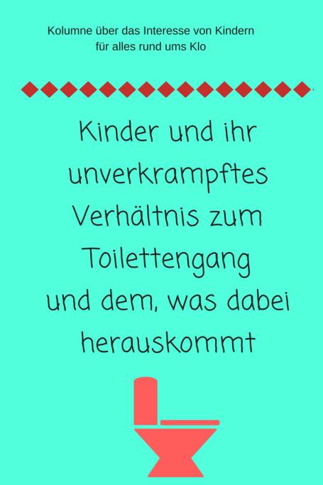Wenn kinder trocken werden: Das Interesse für die Toilette und das, was dort passiert. Kolumne und lustiger text. #erziehung #trockenwerden