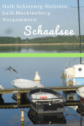 Der Schaalsee liegt halb in Schlewsig-Holstein und halb in Mecklenburg-Vorpommern. Der Schaalsee ist ein Biosphärenreservat und ein unterschätztes Reiseziel unweit der Ostsee. Nicht nur mit Kindern ein toller Reisetipp!