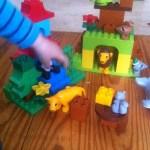 Duplo, Lego, Einmal um die Welt