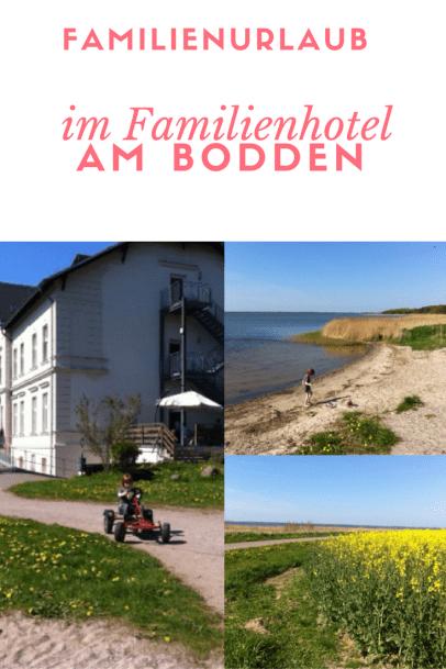 Familienurlaub im Familienhotel gut Nisdorf am Bodden. Unweit von Darss und Zingst an der Boddenküste liegt Gut Nisdorf, ein Familienhotel, ein Reisetipp für das Reisen mit Kindern an der Ostsee.