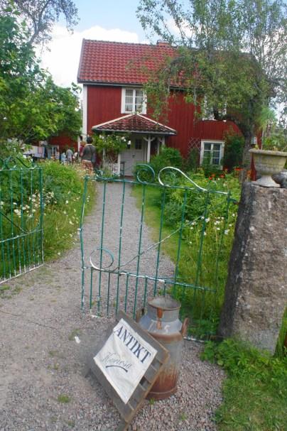 Bullerbü, Sevedstorp, Loppis, Schweden