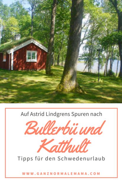 Durch Smaland nach Bullerbü und Katthult auf den Spuren der Bücher von Astrid Lindgren. Ein Hightligt für den Urlaub in Schweden - nicht nur für Familien  und Kinder