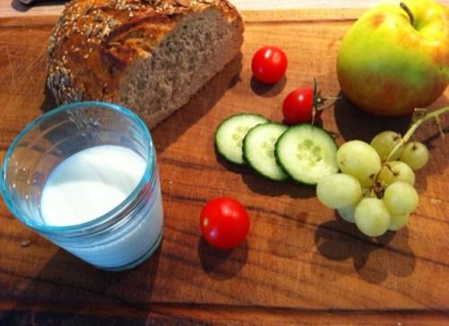 Pausenbrot, Brotdose, Frühstücksbox