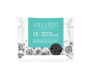 Lillydoo Feuchttücher umweltfreundlich